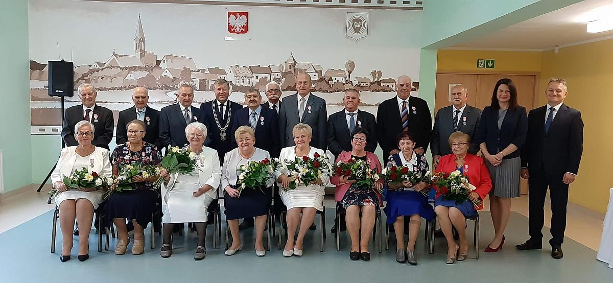 50 lat razem! Piękny jubileusz Złotych Godów