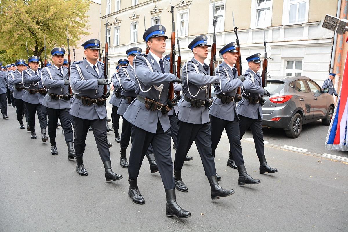 Policja zaprasza na odsłonięcie tablicy pamiątkowej