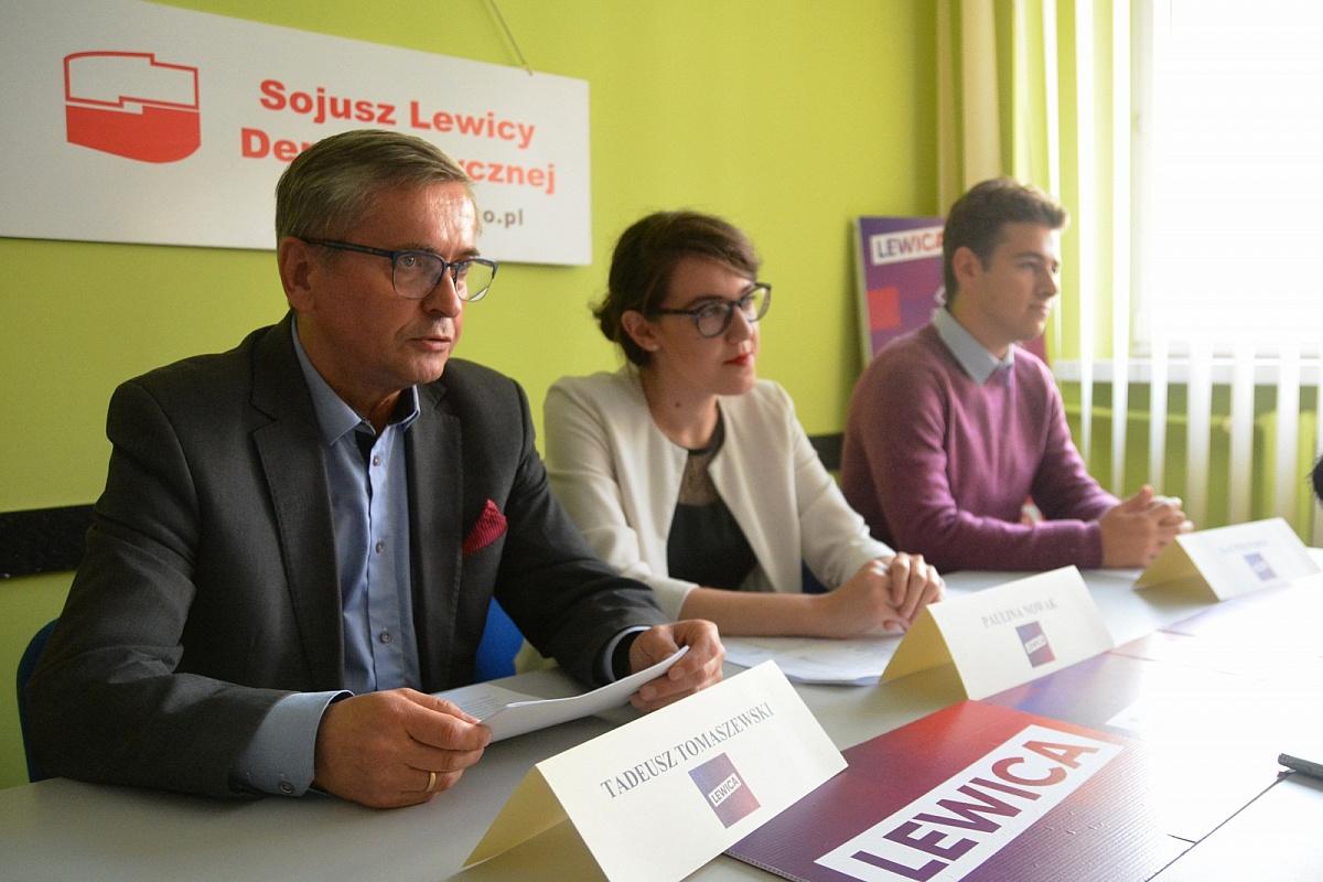 Lewica wróciła do Sejmu. Tadeusz Tomaszewski podsumował kampanię