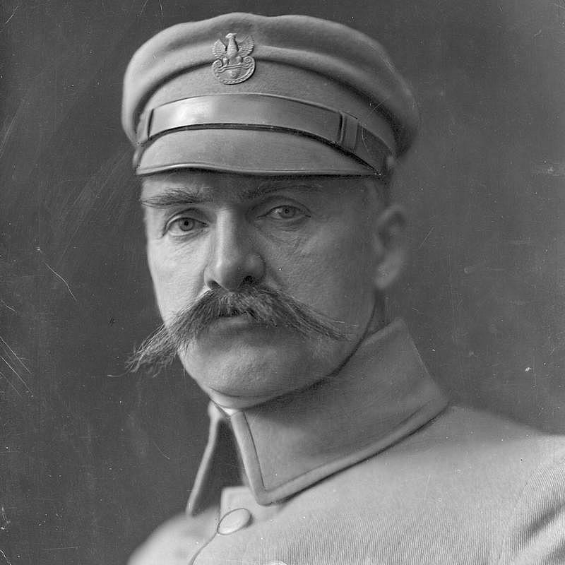 Wystawa z okazji 100. rocznicy pobytu Józefa Piłsudskiego w Gnieźnie