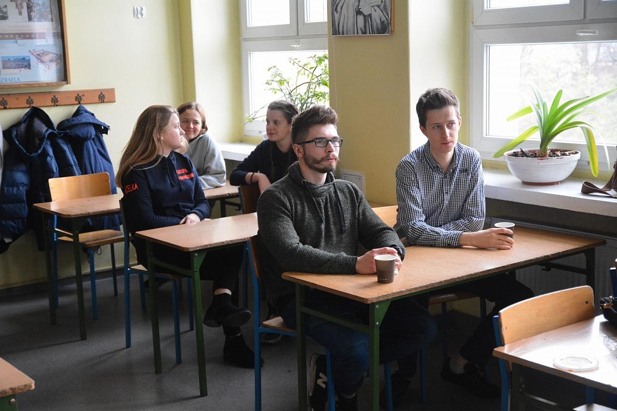 Kuźnia Liderów Wielkopolskich werbowała młodzież z Gniezna
