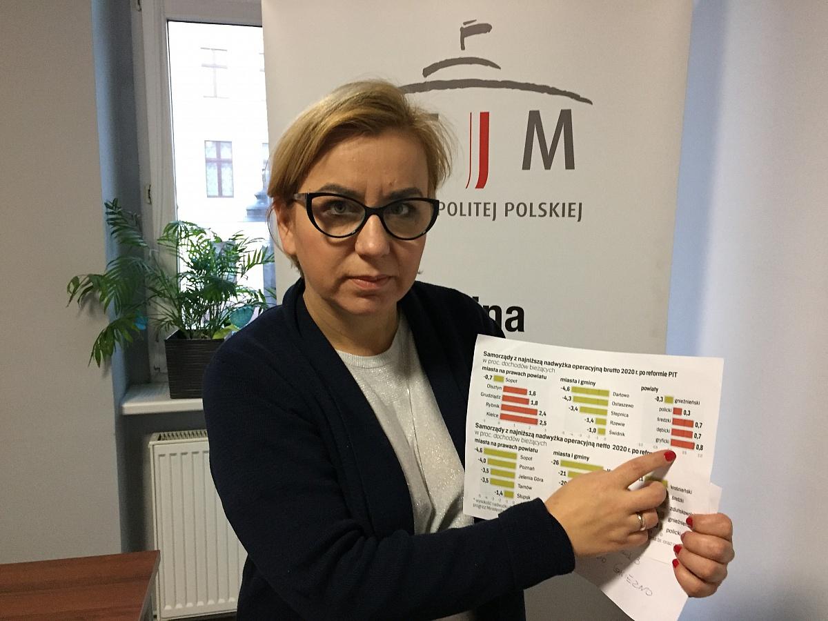 Paulina Hennig-Kloska wyśle nietypową