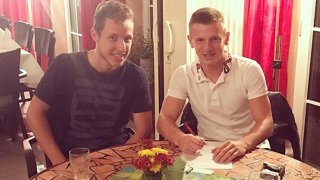Jakub Gewert przedłużył kontrakt w lidze niemieckiej!