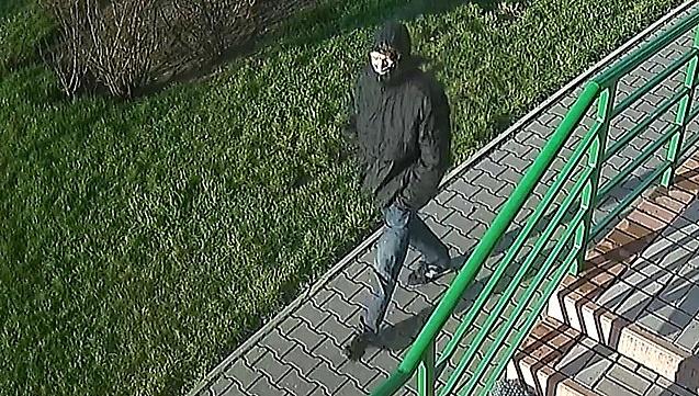 Poszukiwany sprawcy kradzieży torebki. Kto rozpoznaje?
