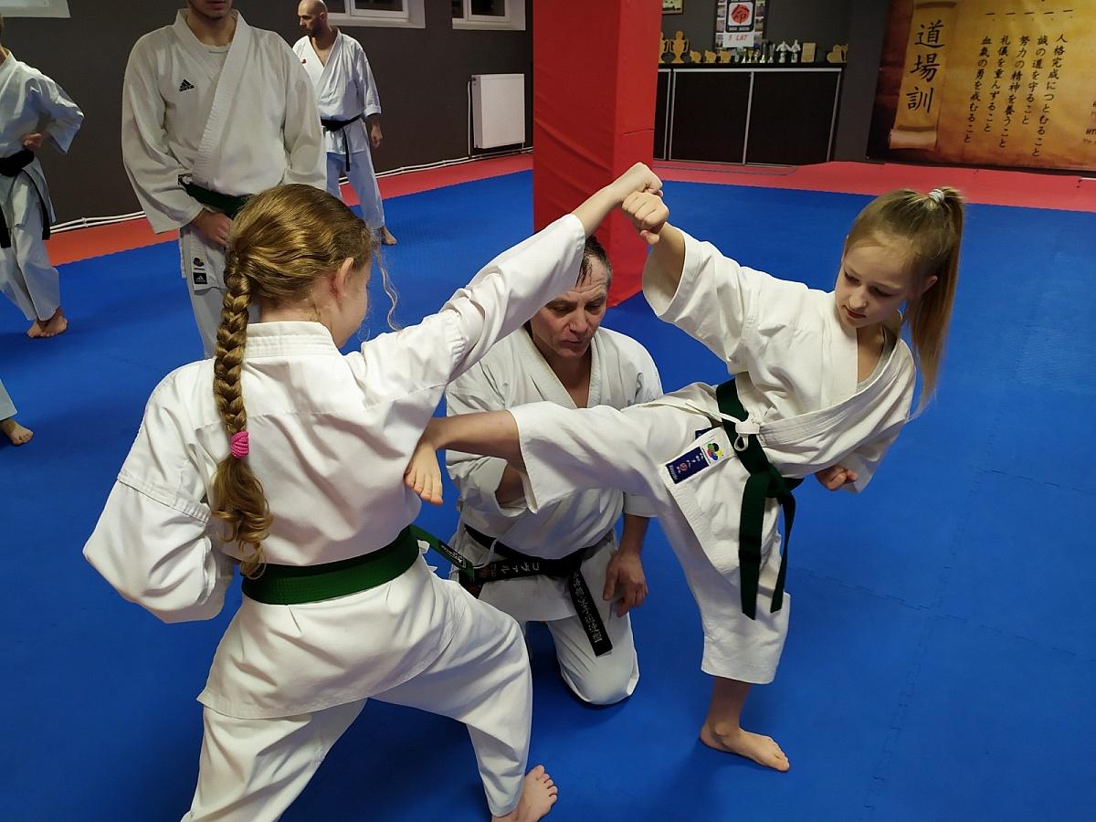 Gnieźnieńskie karate właśnie zatoczyło koło