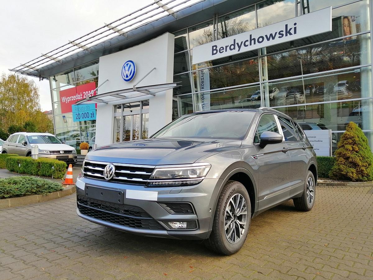 Volkswagen Berdychowski - specjalna oferta dla Grup Zawodowych