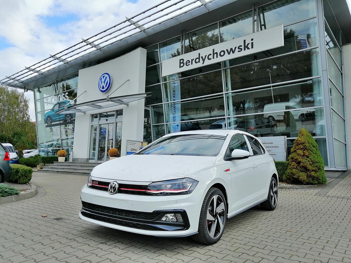 Volkswagen Berdychowski - pomożemy Ci w finansowaniu Twojego auta