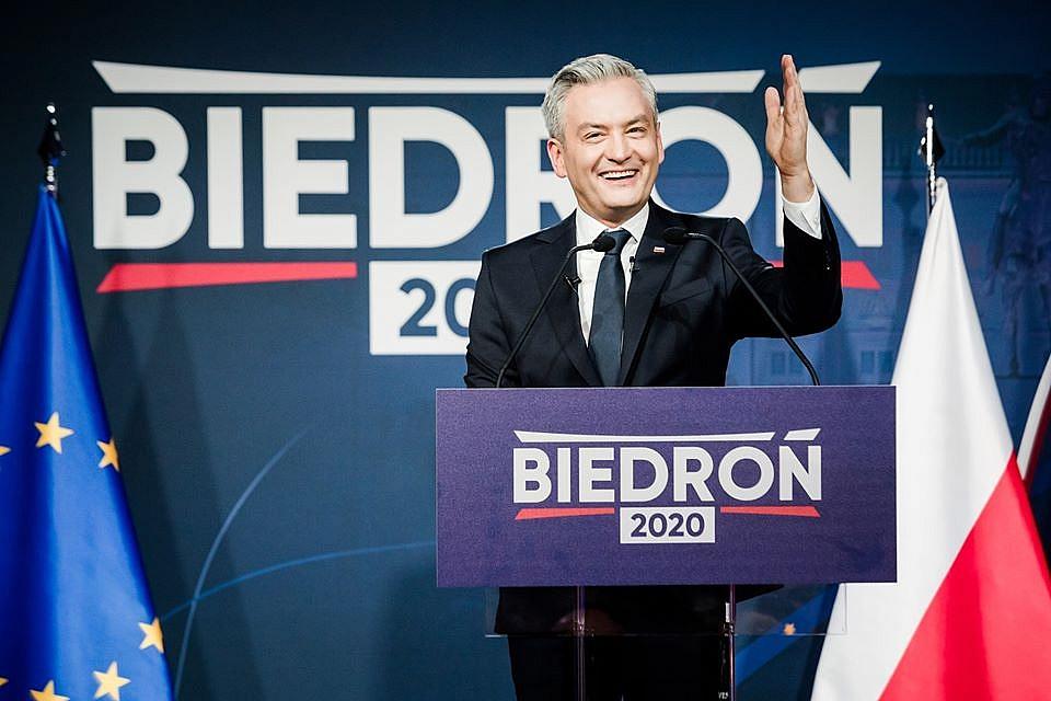 Robert Biedroń już w sobotę odwiedzi Gniezno