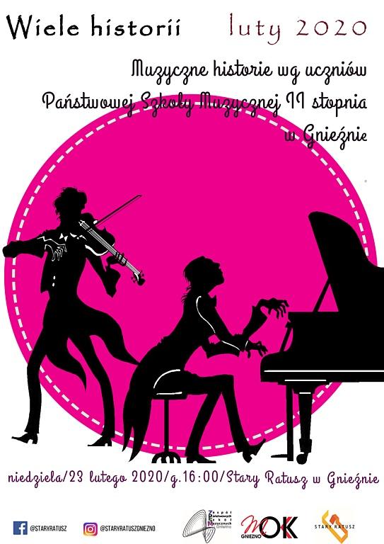 Muzyczne historie w wykonaniu uczniów