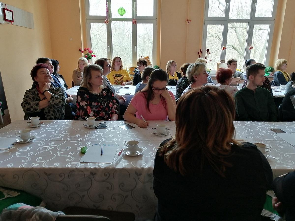 Spotkanie z Gospodynią w Rybnie Wielkim