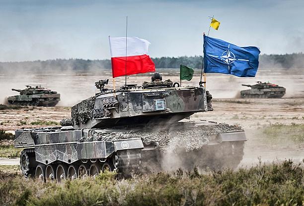 Uwaga na wojskowe konwoje