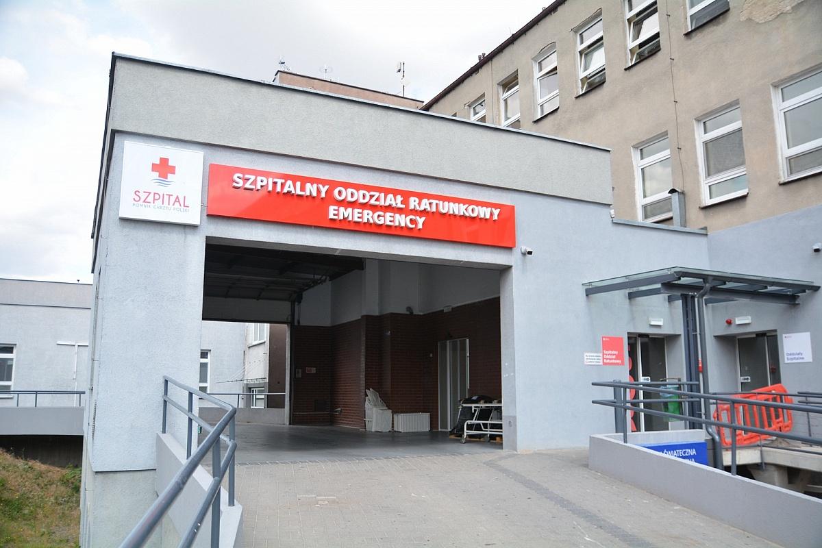 Wstrzymano planowe przyjęcia do szpitala