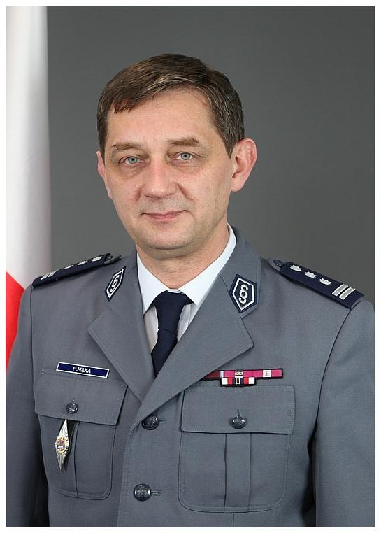 List Komendanta Wojewódzkiego Policji w Poznaniu insp. Piotra Mąki do posłanki Pauliny Hennig-Kloski