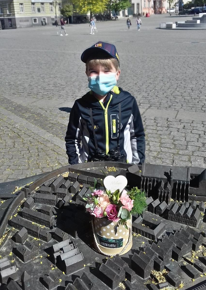 Pierwsza odsłona akcji Samotny FlowerBox za nami!