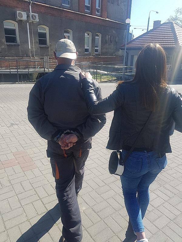 Policjanci zatrzymali mężczyznę poszukiwanego od 2012 roku