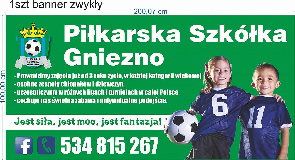 Piłkarska Szkółka Gniezno zaprasza na treningi z zachowaniem najwyższych standardów bezpieczeństwa