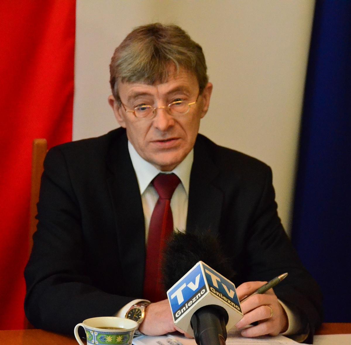 Marek Gotowała nowym dyrektorem szpitala w Żninie