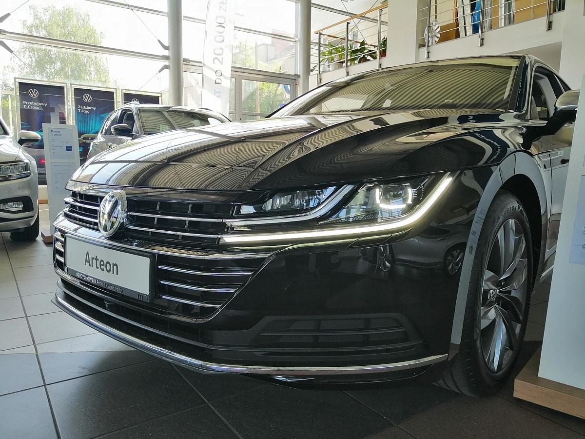 Zastanawiasz się nad zakupem nowego Volkswagena? Zapraszamy do naszego salonu!