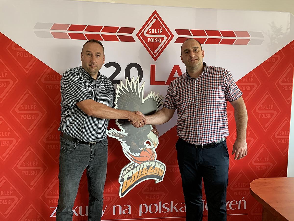 Koszykarze MKK nadal ze Sklepem Polskim