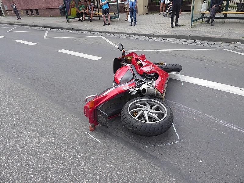 Policja szuka świadków wypadku drogowego
