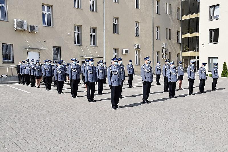 Powiatowe obchody Święta Policji