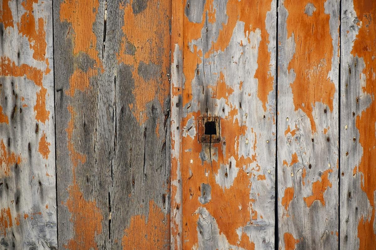 Jak chronić surowe drewno?