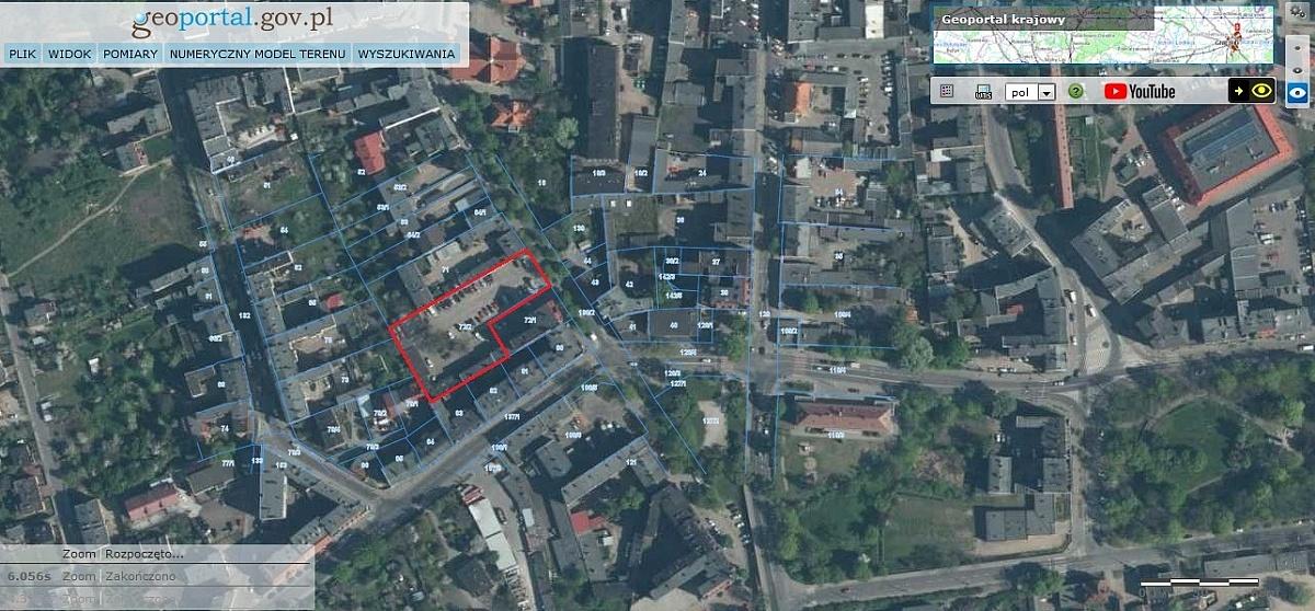Działka przy Sanepidzie sprzedana za 1,5 mln zł! Kupił ją deweloper z Wrześni