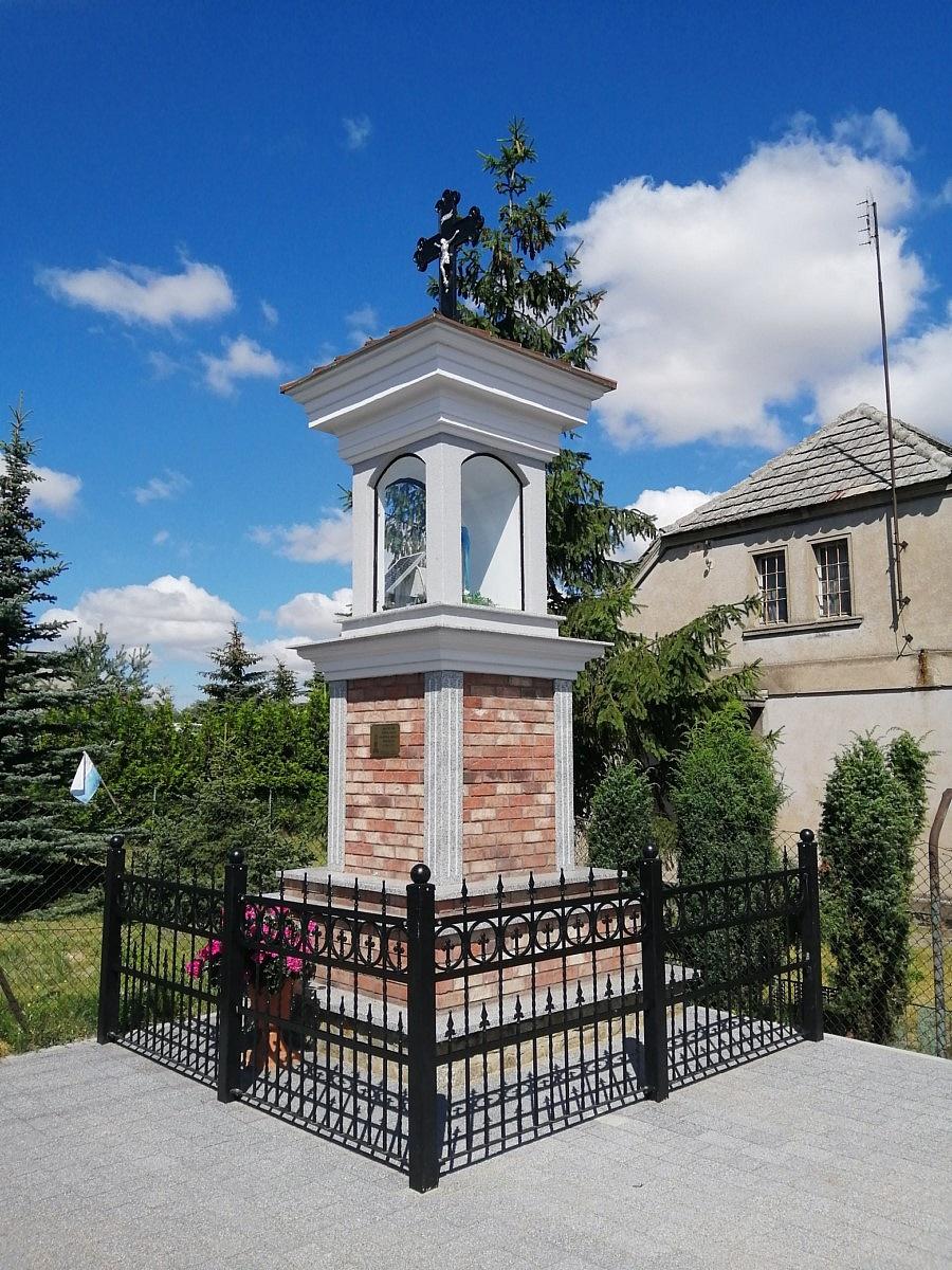 Już 16 sierpnia uroczyste poświęcenie Kapliczki Matki Bożej Niepokalanego Poczęcia