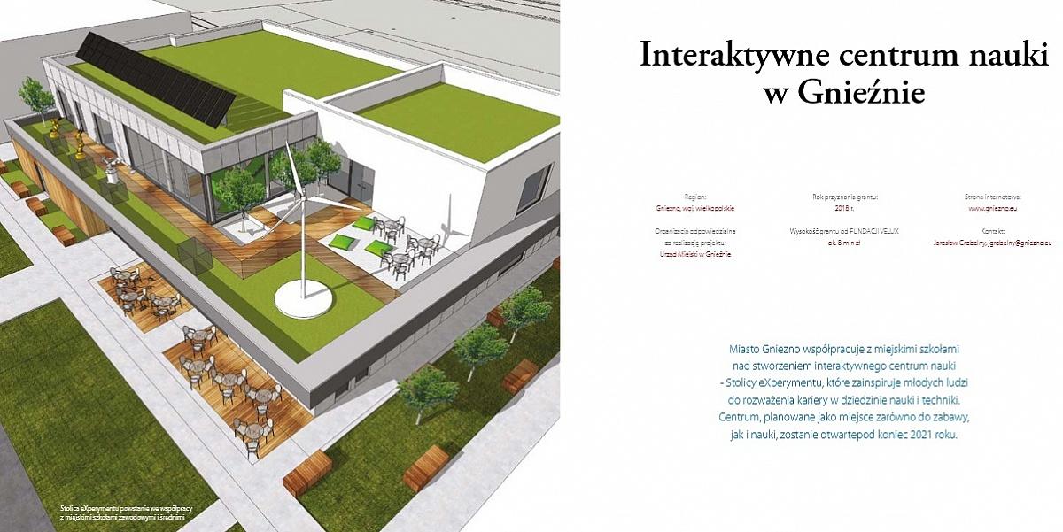 Nowoczesne centrum nauki już wkrótce w Pierwszej Stolicy!