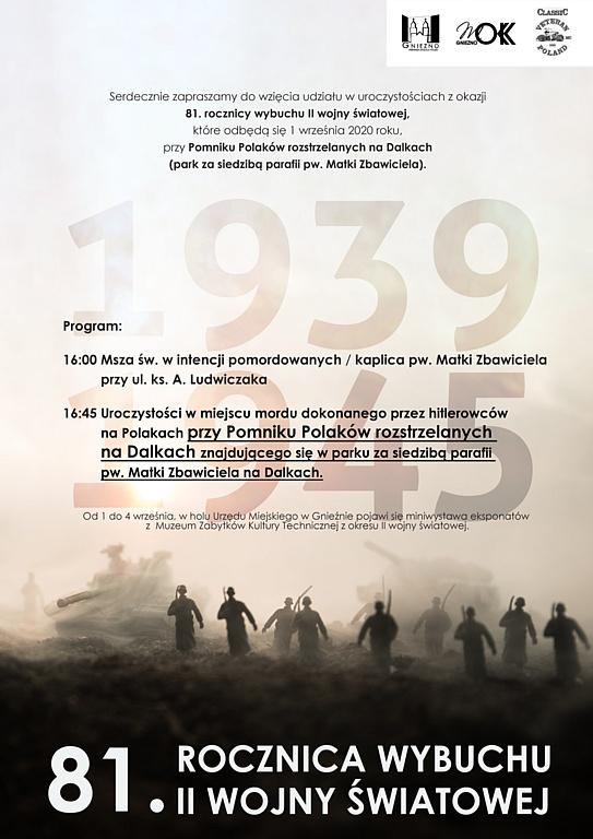 Obchody wybuchu II Wojny Światowej