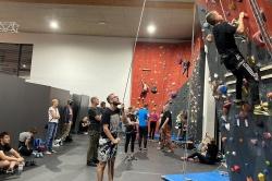 Zaproszenie na sekcje wspinaczkowe od Klubu Sportów Górskich Direta Gniezno