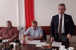 Jan Janowiak Honorowym Prezesem Klubu Sportowego Stella Gniezno