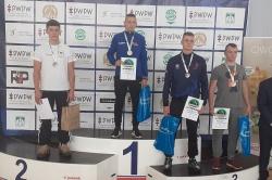 Gnieźnianin brązowym medalistą Mistrzostw Polski AZS w zapasach