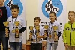 Sukcesy szachistów Chrobrego