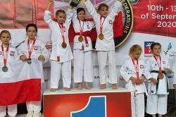 Sukces kiszkowskich karateków