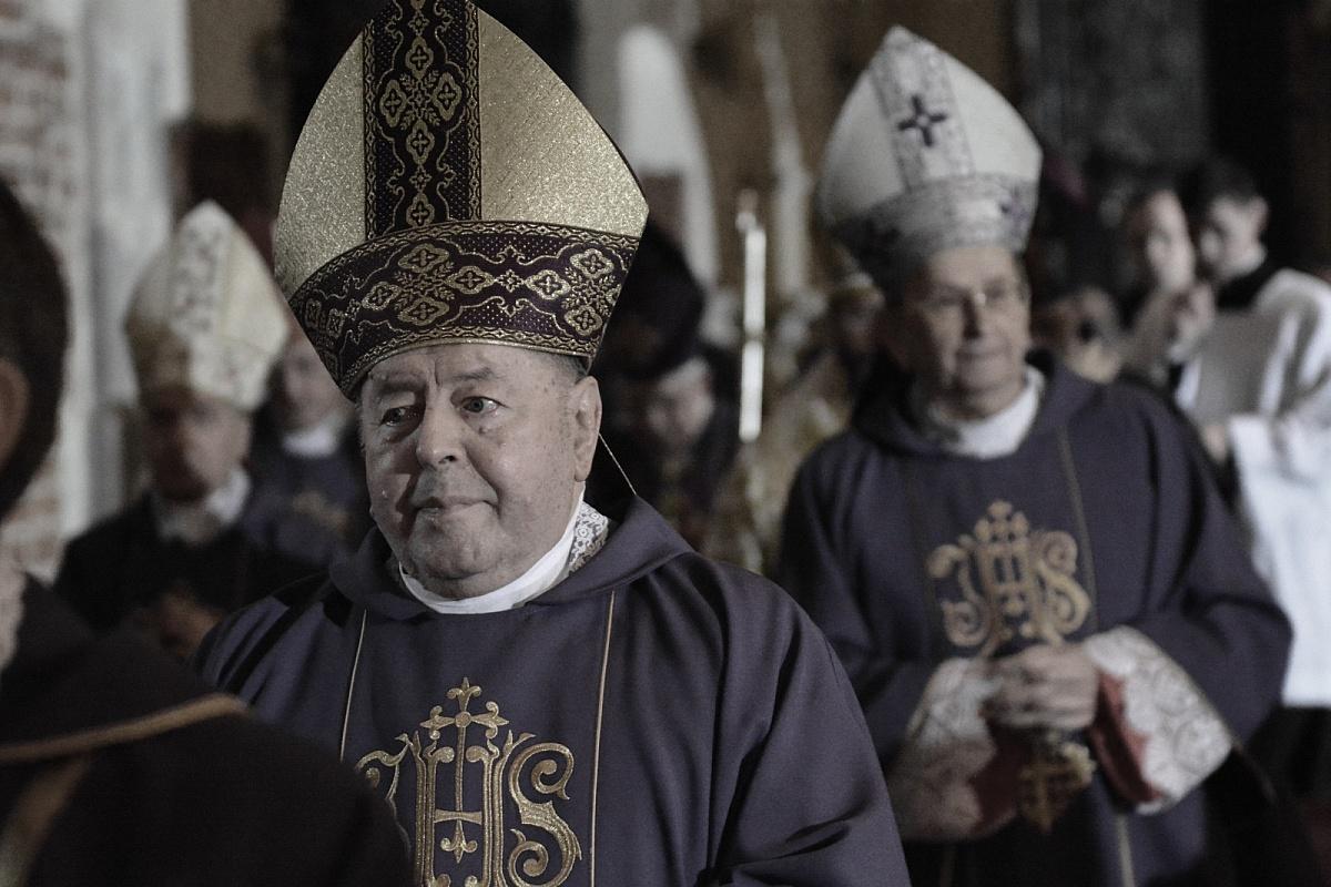 Zmarł bp senior Bogdan Wojtuś