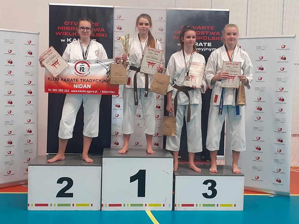 Kolejne sukcesy gnieźnieńskich karateków