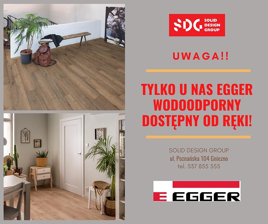 Wodoodporny Egger dostępny od ręki w Solid Design Group!