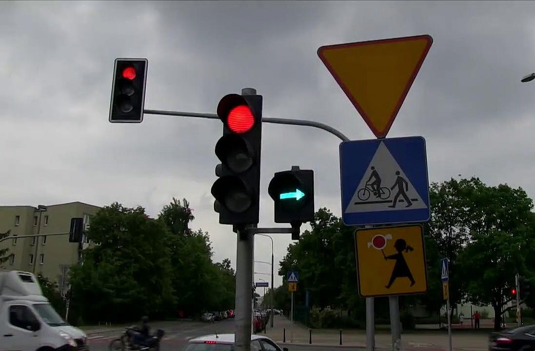 Uwaga! Wyłączenie sygnalizacji świetlnej