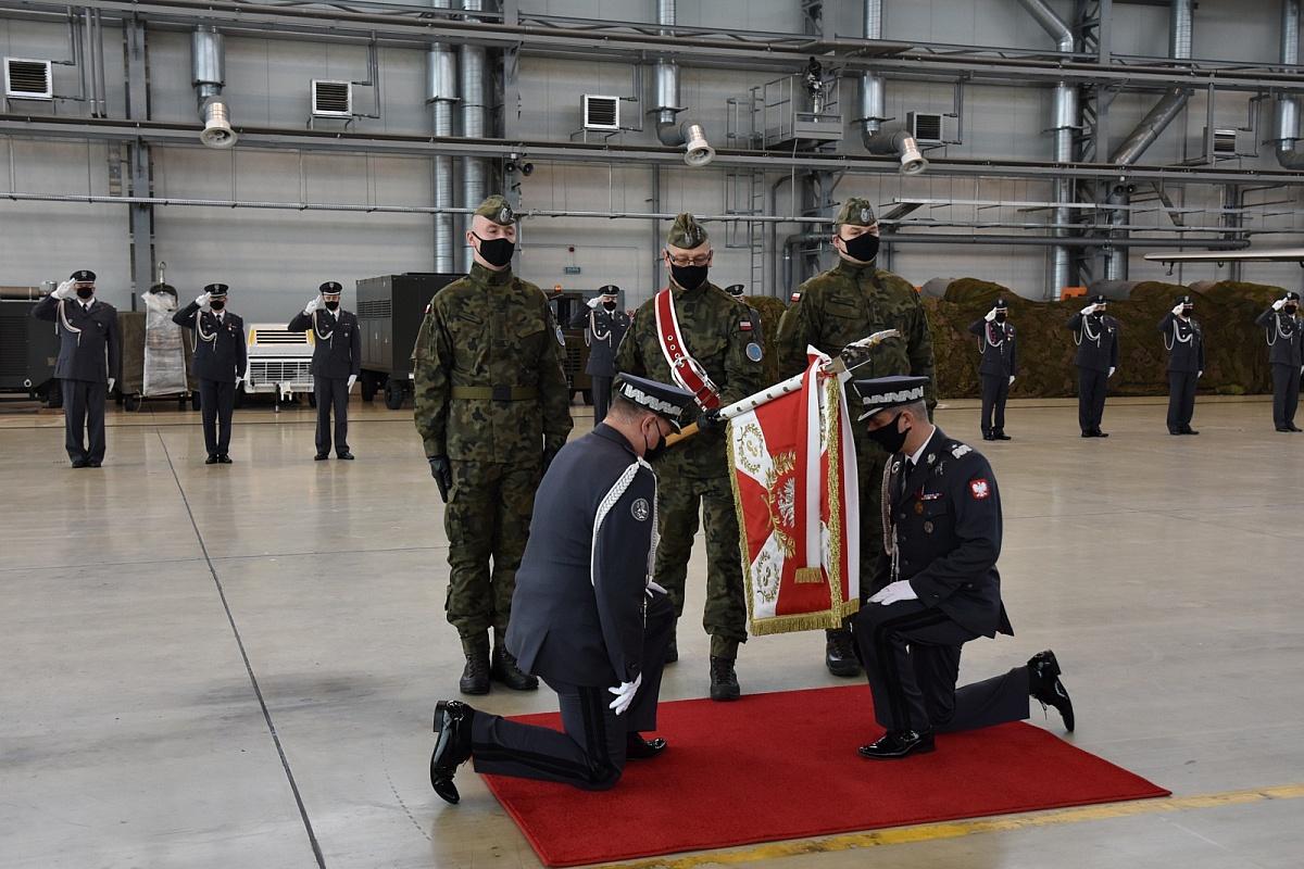 Nowy dowódca 3. Skrzydła Lotnictwa Transportowego