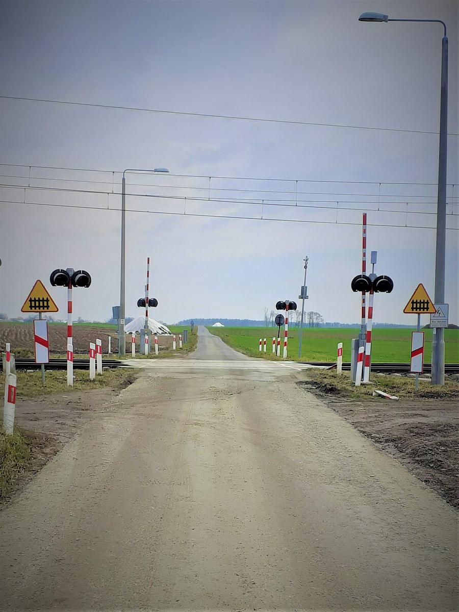 Modernizacja dróg gminnych w Skiereszewie, Mnichowie i Oborze