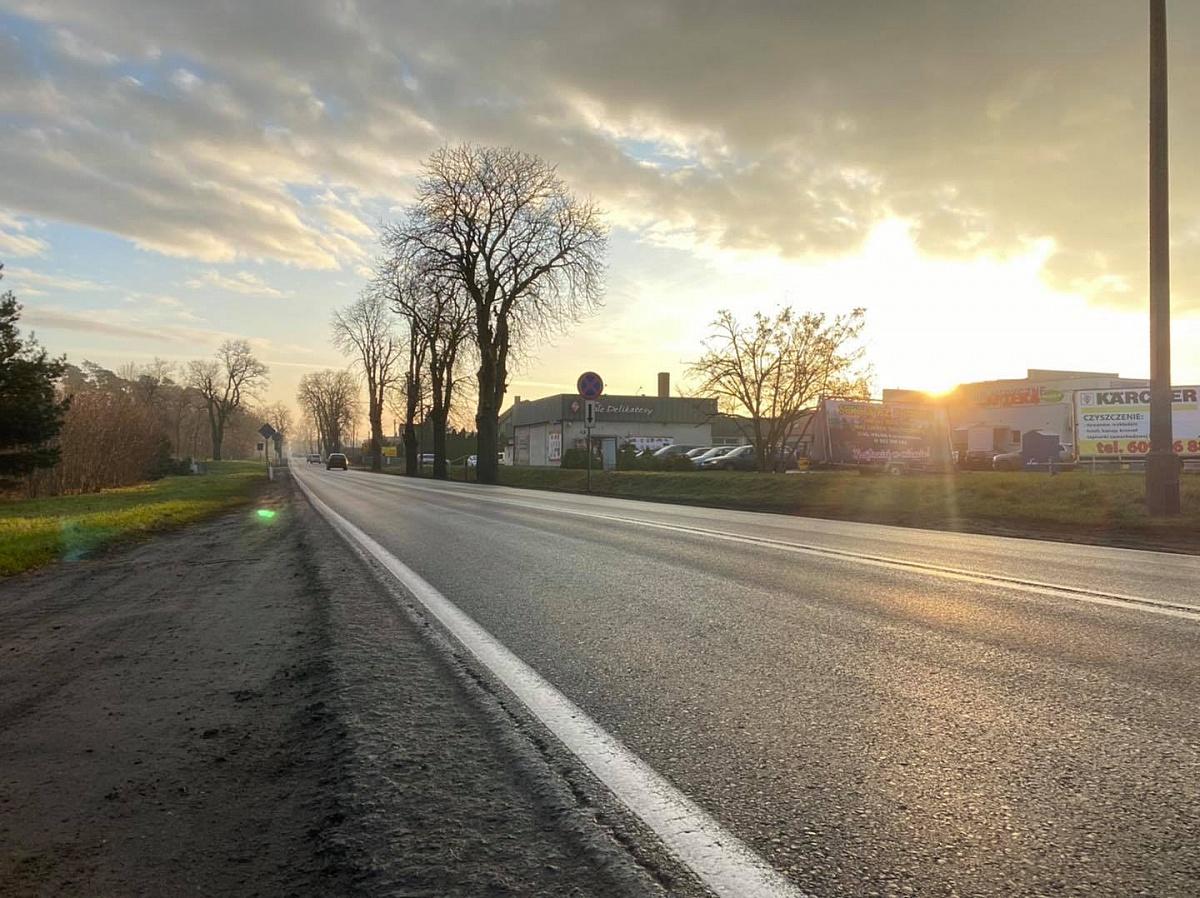 Ruszy przebudowa drogi krajowej nr 15 od ul. Wolności do Czeluścina