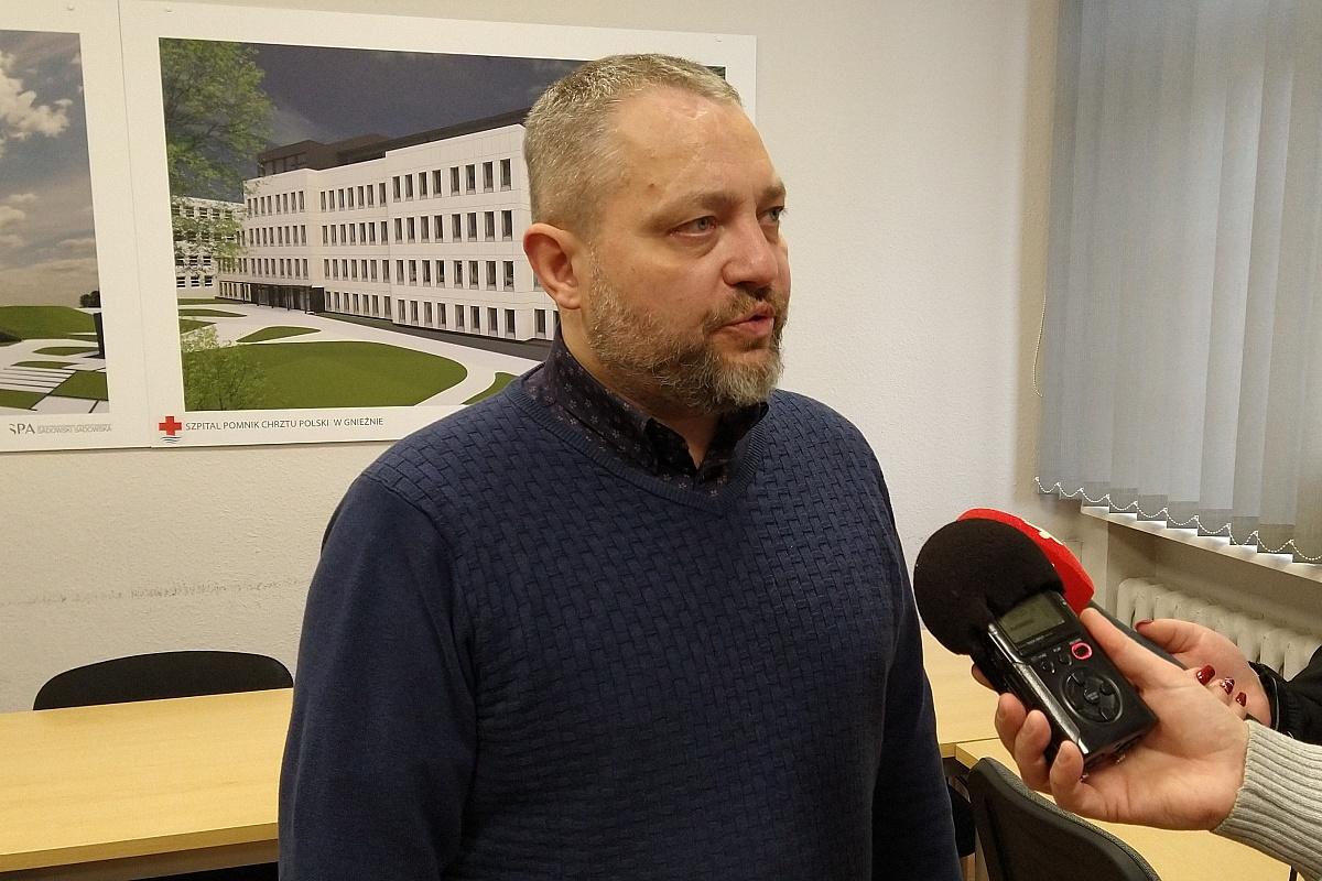 Po likwidacji oddziałów zakaźnych w Wielkopolsce, Gniezno
