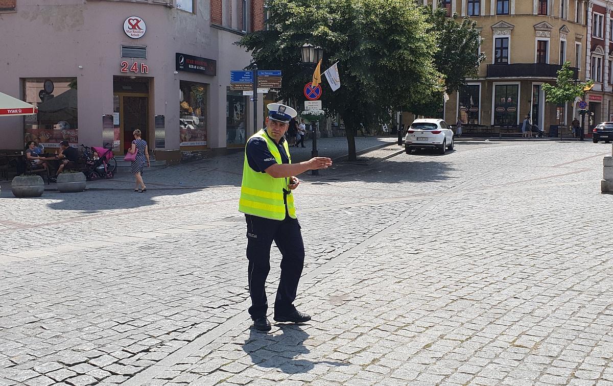 Awans naczelnika drogówki. Został zastępcą naczelnika w Poznaniu