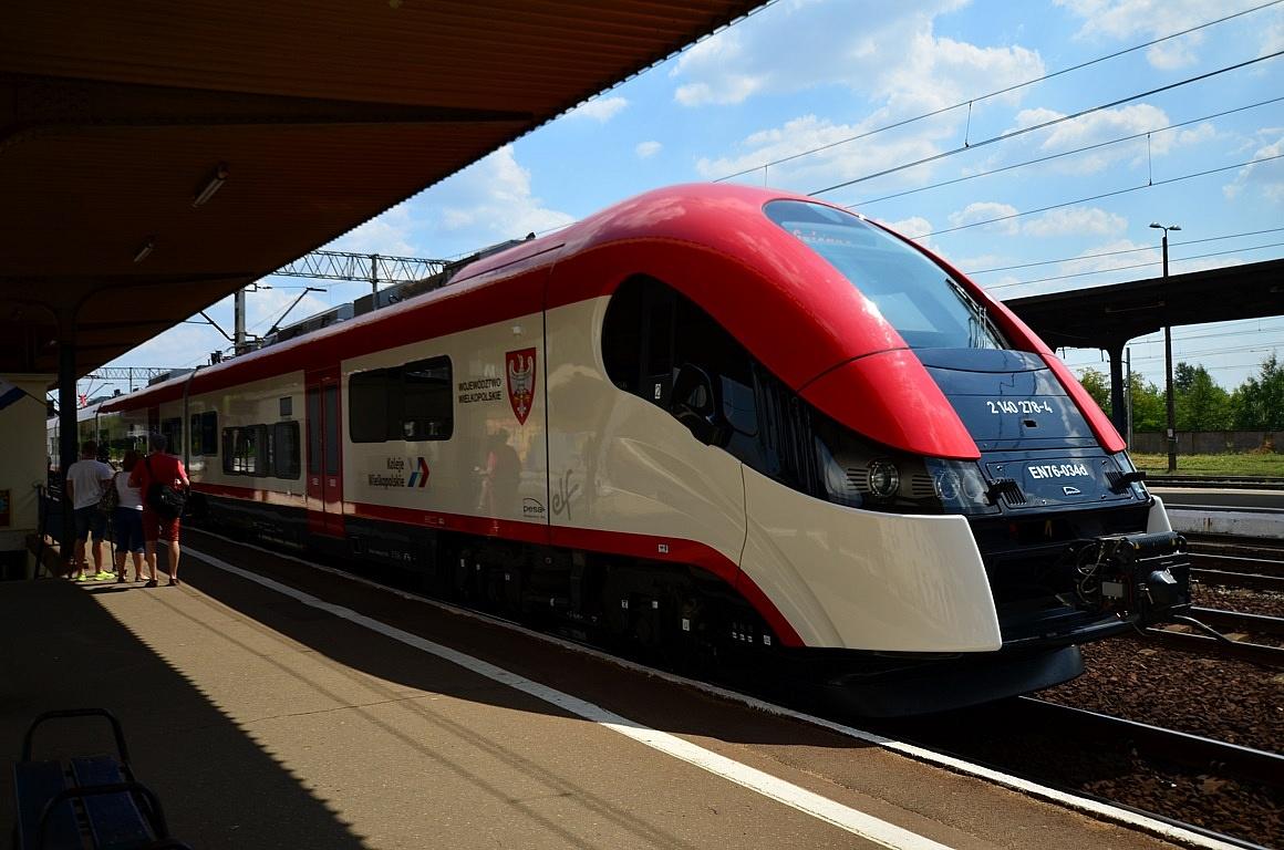 Sytuacja na sieci kolejowej - godz. 12.00