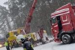 Śnieżyca sparaliżowała Wielkopolskę! Gniezno stanęło w korku