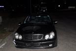 Policjanci odzyskali Mercedesa skradzionego w Niemczech