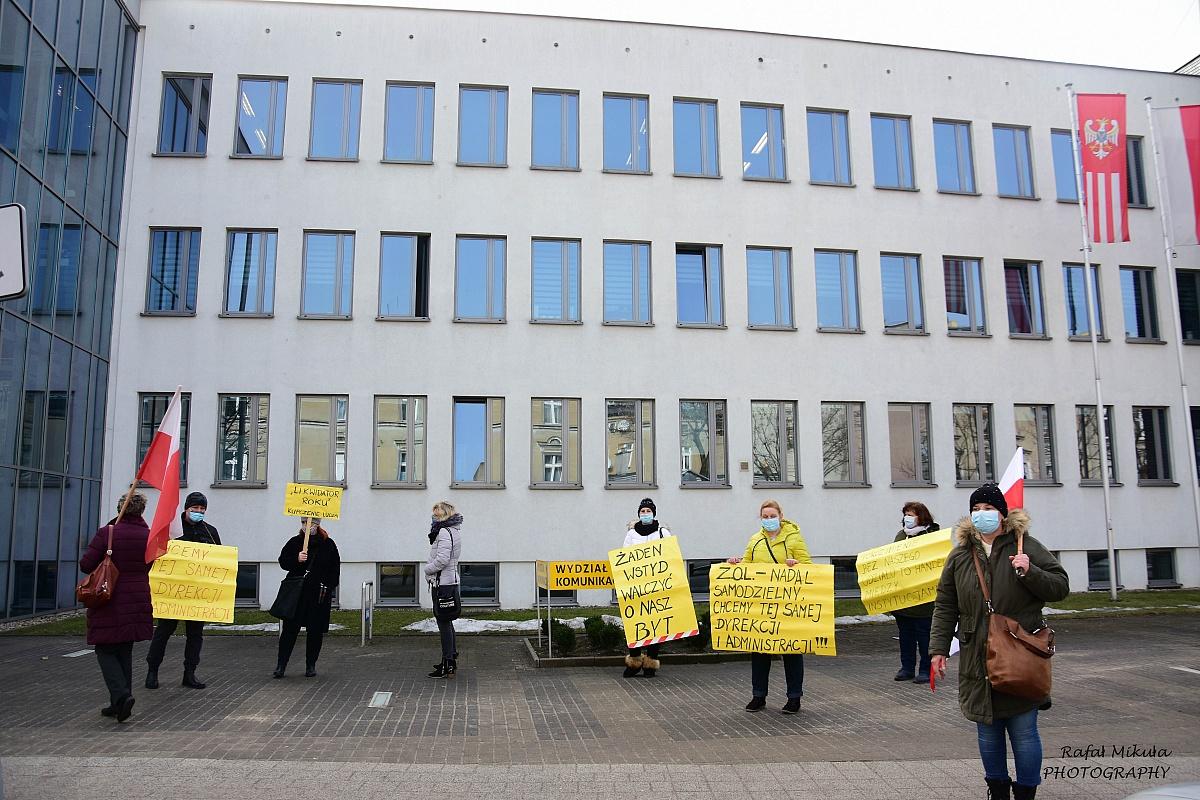 Wszyscy radni głosowali za pozostawieniem ZOL-u w strukturach powiatu