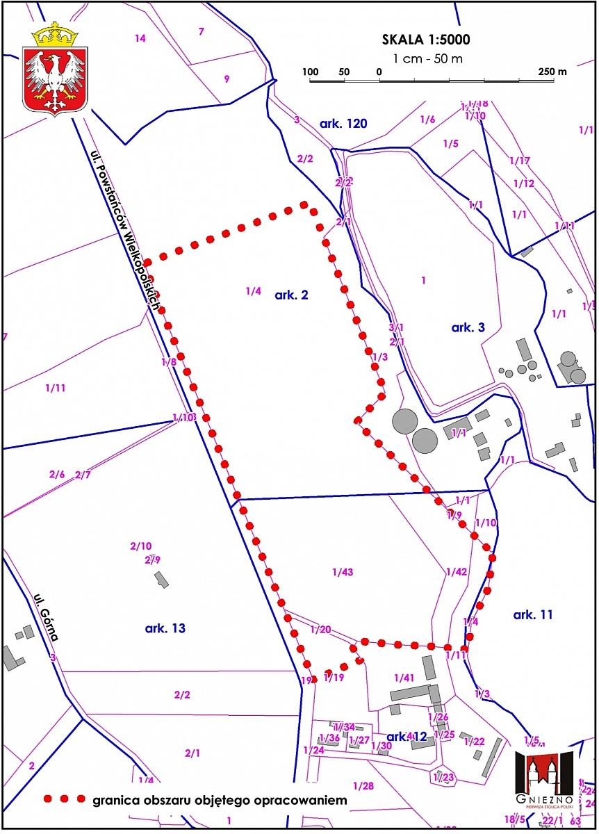 Ponad 16 hektarów pod cmentarz komunalny. Miasto przystępuje do opracowania MPZP