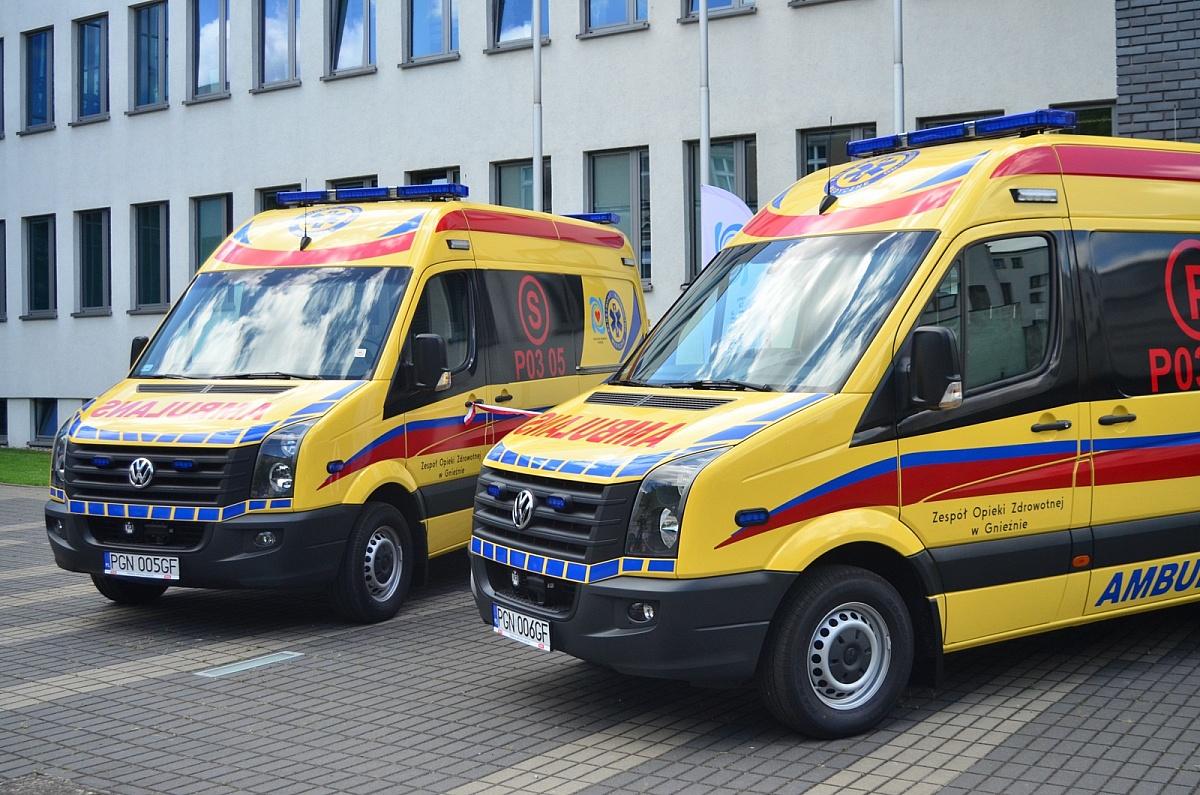Szpital zakupi najbardziej zaawansowany rodzaj ambulansu za ponad pół miliona złotych